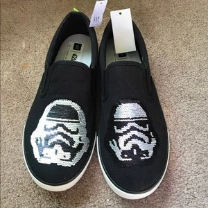 Boys Star Wars Sneakers/boots so 5